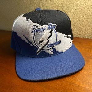 Tampa Bay Lightning- Mitchell & Ness Hat